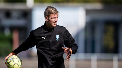 Photo of Eskilsminne lånar lovande MFF-målvakten Mathias Nilsson