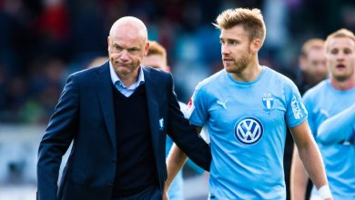 Photo of Rasmus Bengtsson MFF-back till och med 2021