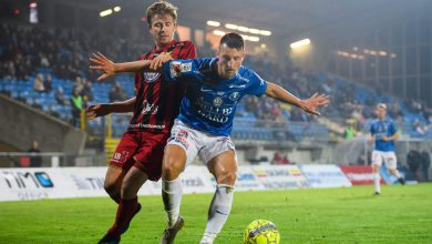 Photo of Trelleborgs FF tappar Alexander Blomqvist till Sundsvall