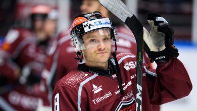 Photo of Olofsson förlänger med Malmö Redhawks