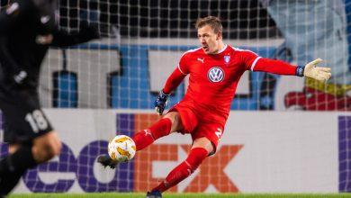Photo of Johan Dahlin MFF-målvakt till och med 2023
