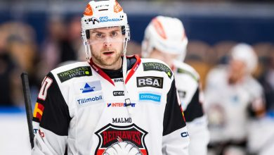 Photo of Nichlas Torp lämnar Malmö Redhawks