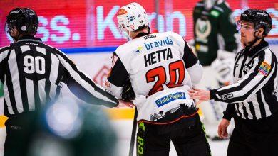 Photo of Hetta stängs av efter Färjestadsmatchen