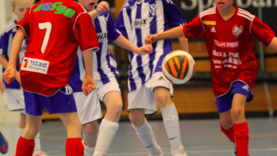 Photo of 698 lag med i Kristianstad Arena Cup
