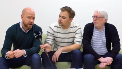 """Photo of Road to Chelsea med Olof Persson: """"Ristede løg, pilsner och tre mittbackar"""""""