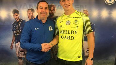 Photo of Trelleborgs FF skriver kontrakt med målvakten Philip Mårtensson