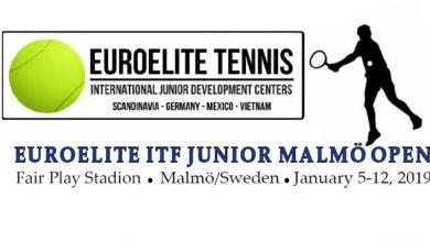 Photo of Internationell tennisturnering drar igång i Malmö