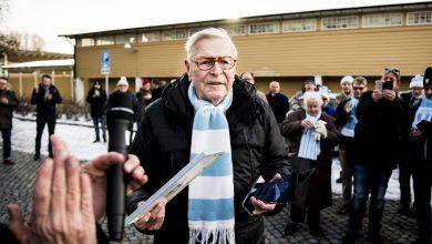 Photo of Dags för Malmö FF:s traditionella födelsedagsfirande