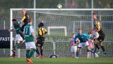 Photo of Hässleholms-tränaren inför Svenska cupen