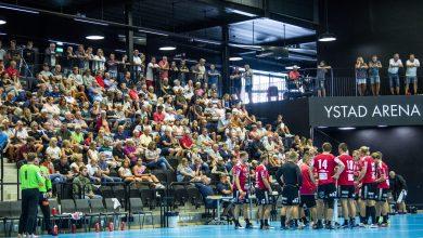"""Photo of Dubbelt så mycket handboll i """"Slaget om Ystad"""""""