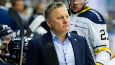 """Photo of HV71-tränaren med familjen i Skåne: """"Ingen optimal situation"""""""