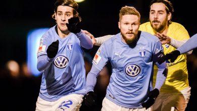 Photo of MFF plussar på ett år på kontraktet med Lasse Nielsen