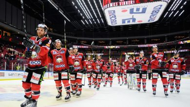 Photo of Powerplay-målen haglade när Redhawks bröt förlustsviten