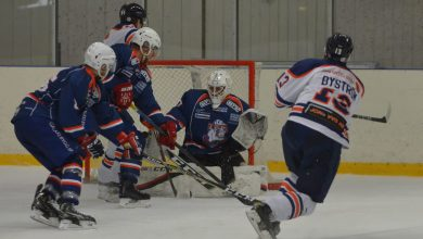 Photo of Bildspecial: Frosta HC – Halmstad Ravens HK Playoff