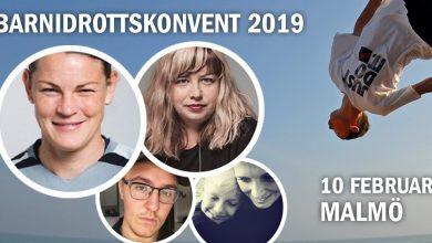 Photo of Barnidrottskonvent i Malmö – gratis kunskap i massor