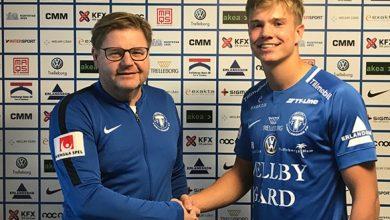Photo of 19-årig försvarare från FCK till Trelleborgs FF