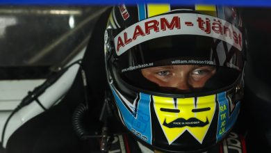 Photo of ​Memphis Racing sätter William Nilsson på asfalt