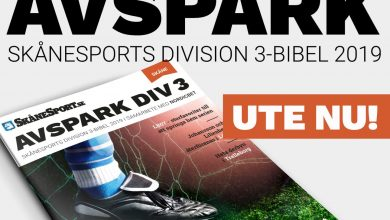 Photo of Ute nu: Skånesports division 3-bibel Avspark