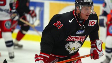 Photo of Malmö Redhawks pensionerar nummer 21