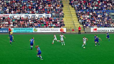 Photo of FC Rosengård ledande inom svensk damfotboll