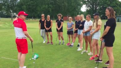Photo of H65 Höör arrangerar golftävling med BRIS – IFK Kristianstad-stjärnor hakar på