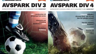 """Photo of Snart premiär för Avspark – """"Bibeln"""" för skånsk division tre- och fyra-fotboll"""