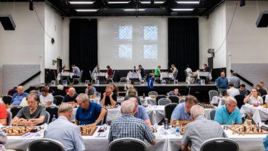 Photo of SM i schack till Helsingborg Arena 2020