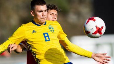 Photo of Tim Prica sköt Sveriges U17 till EM