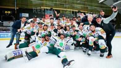 """Photo of Kristianstads IK klart för Hockeyallsvenskan: """"Betyder allt"""""""