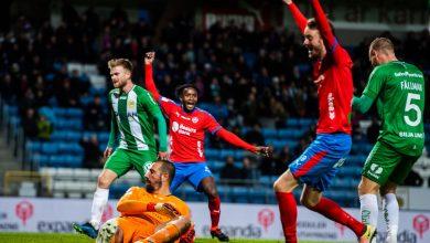 Photo of Adam Erikssons Keno-mål gav HIF tre poäng