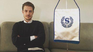 """Photo of Melker, 24, ny ordförande i Sösdala IF – """"Föreningar betyder mer i mindre orter"""""""