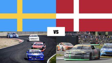 Photo of Sverige och Danmark i dubbla landskamper