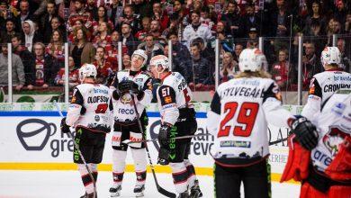 Photo of Fem spelare lämnar Malmö Redhawks