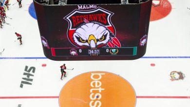 Photo of Två nya avtal för Redhawks – tar över souvenirförsäljningen i egen regi