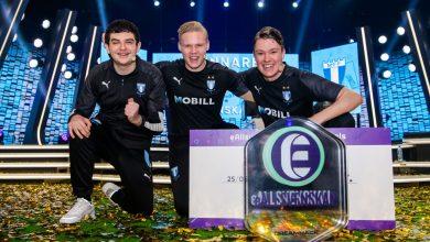 Photo of MFF vann historiens första SM-slutspel i e-sport