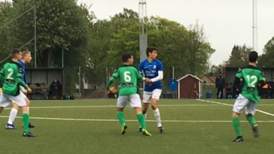 Photo of Breddföreningen Husie IF med elitsatsande U16-lag