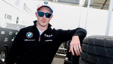 """Photo of Joel Eriksson redo för helgens DTM-fight """"hemma"""" i Belgien"""