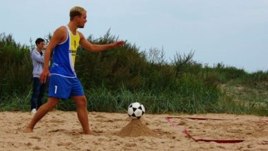 Photo of Malmö Footvolley Club lyfter sporten i Sverige