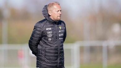 Photo of Ringhov inför Derby I'Orange