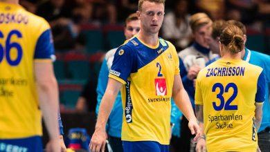 Photo of Handbollslandslaget spelar match i Kristianstad