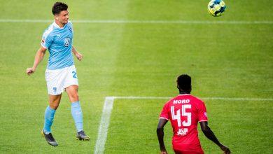 Photo of Antonsson gjorde mål och MFF fick en nyttig genomkörare