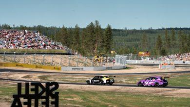 Photo of Brink Motorsports Wernersson historisk vinnare i Skellefteå
