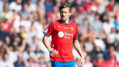 Photo of Bjarnason lämnar Helsingborgs IF