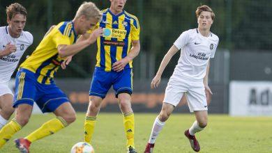 """Photo of Eskilsminne derbysegrare – """"Lika snyggt som mitt mål mellan Råå-Eket"""""""