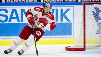 Photo of Trojafostrad AHL-forward har fått tryout-kontrakt med Rögle