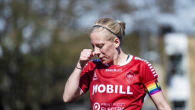 Photo of Mia Persson lämnar LB07
