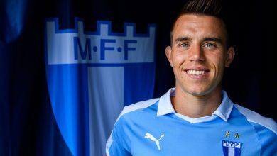 Photo of MFF-förvärvet Jonas Knudsen hoppas på debut på söndag mot Lyngby