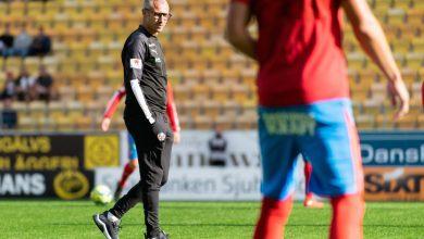 Photo of Larsson tillbaka på Olympia när Sirius gästar
