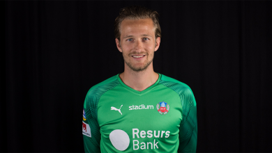 Photo of Anders Lindegaard ny målvakt i Helsingborgs IF