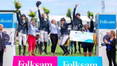 Photo of Österlens Ridklubb vann Folksam Elitallsvenska – igen